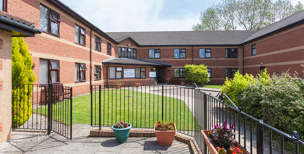 Lodge Care Home In Aberdeen