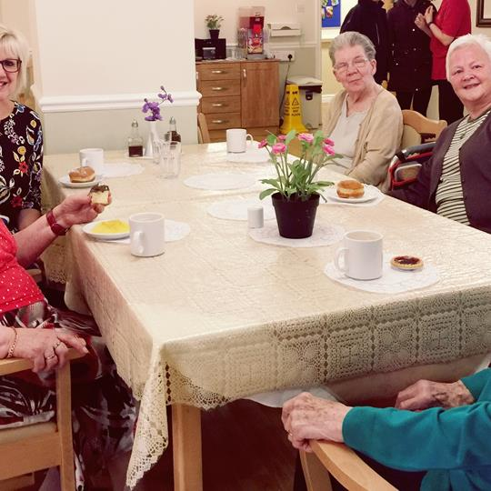 St Catherine S Care Home Four Seasons