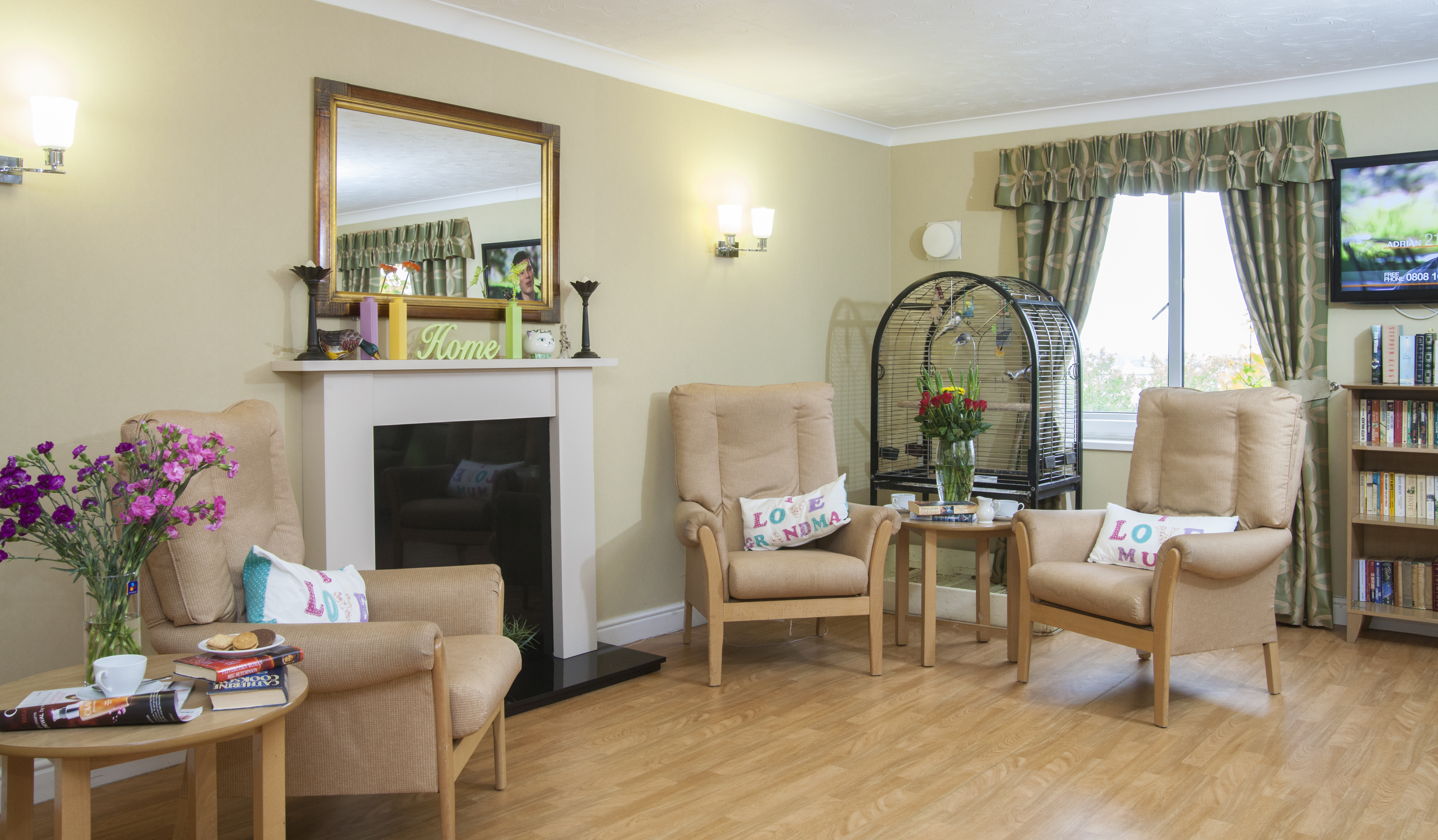 Abingdon Manor Nursing Home Belfast Flisol Home