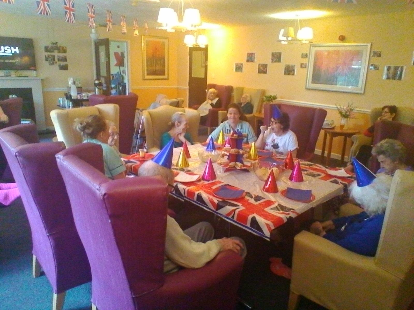 Royal Birthday Celebrations At Windsor House!