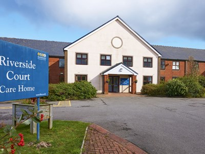 Riverside Court Care Home